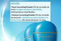 Suncare / Shiseido Suncare O Sistema de Proteção Solar Duplo alia a proteção contra os raios UVA e UVB aos benefícios de tratamento de beleza da pele. Os produtos da linha incluem protetores, autobronzeadores e maquiagem.  Protegida + Maquiada + Linda neste verão!