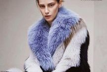 Fur+leather+animal print / All about fur