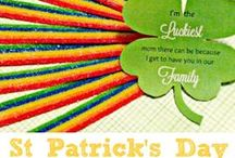 St Patrick's Day / St Patrick's day traditions,fun and food
