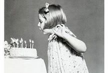 Make a wish / Birthday cakes, cake candles, wishes and recipes for baking something special.