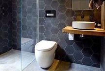 Svarta badrum