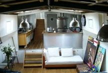 Houseboat Interiors / by Houseboat Magazine