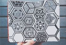 Drawing inspo / Intricate, detailed art