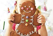 ❥ Gingerbread Christmas / Gingerbread Christmas