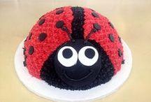 ❥ Ladybug Party / Ladybug Party Ideas