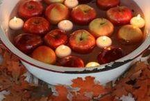 ❥ Autumn Party / Fall, Autumn Party Ideas
