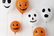 ❥ Halloween Party / Halloween Themed Party Ideas