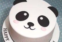 ❥ Panda Party / Panda Themed Party Ideas