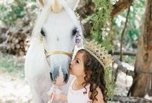 ❥ Unicorn Party / Unicorn Themed Party Ideas