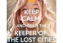 Gardiens des cités perdues / Keeper of the lost cities
