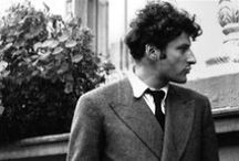 Icon: Lucian Freud  / In honour of Frieze Masters taking place this week, we're brushing up on art à la Lucian Freud. / by Jigsaw Menswear