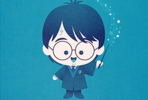 Harry Potter / A collection of all things HP.
