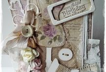 Scrapbooking: lovely cards / by Ella <3