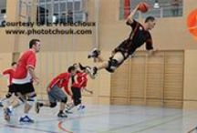 Tchoukball on Fire / Where People Get Inspired of Tchoukball