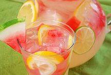 Bebidas, tragos, refrescos
