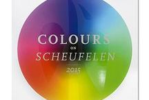 COLOURS ON SCHEUFELEN / In the 29th Scheufelen calendar, colour is the main theme. Every reason for us to celebrate the sheer glory of colour in the calendar 2015. From one end of the spectrum to the other, we unfold an entire rainbow's worth of images that present pure light in its multifarious refractions.