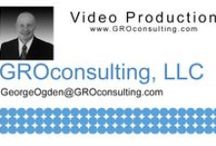 GROconsulting / Here are a few snippets from legacy videos created by GRO Consulting.  Preserve your own family's history and stories.  Contact George Ogden TODAY to have your family legacy video created!   George R. Ogden Audio Visual Consultant www.GROconsulting.com GeorgeOgden@GROconsulting.com / by George Ogden