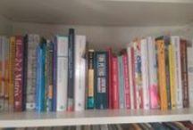 Shelfies / Favoriete boeken