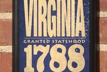 Virginia History / People and places that influenced Virginia's and the USA's history.