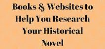 Historical Research / Resources for my historical romance novels.
