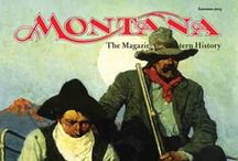 Montana The Magazine of Western History / Published by the Montana Historical Society since 1951, Montana The Magazine of Western History showcases the people, places, and events that shaped the state and the western region. Subscribe: http://montanahistoricalsociety.org/pub/magazine/subscribe.asp / by Montana Historical Society