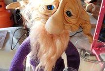 Duendes / Si cree en la magia de los duendes te invito a mi tienda SERES MAGICOS en EL SECRETO, PARQUE DE DISEÑO Y ARTESANIA, LOCAL B-9 LO BARNECHEA. Santiago, Chile Facebook: http://www.facebook.com/seresmagicos.duendesyhadas Celular: 9-2188364