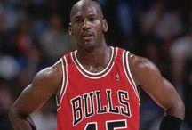 Micheal Jordan 1998 / Atlanta Amerika wedstrijd / by Berry Bleeker