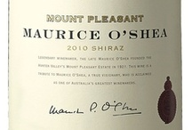 Mount Pleasant Wines / Mount Pleasant Wine Bottles