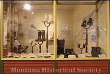 2013 Exhibit - Shoes / by Montana Historical Society