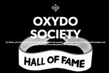 OXYDO HALL OF FAME / An ideal, yet very believable society made up of real people, who carry forth their ideas with passion and represent the perfect ambassadors of Oxydo's spirit. Meet our ambassadors and friends at www.oxydo.net