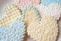 Cookies decoration/ dekoracja ciasteczek