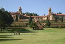Johannesburg, Pretoria and Gauteng / The cities of Johannesburg and Pretoria are located in Gauteng province, South Africa's commercial capital