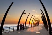 Durban, South Africa / Meet South Africa's Durban - a city by the sea.
