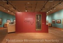 The Mackay Gallery of Russell Art / Permanent exhibit at the Montana Historical Society / by Montana Historical Society