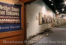 Neither Empty Nor Unknown: Montana At The Time Of Lewis & Clark / Permanent exhibit at the Montana Historical Scoiety / by Montana Historical Society