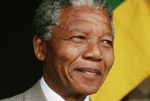 Nelson Mandela / An icon in life and death. #MADIBAMAGIC http://tinyurl.com/nurzvns