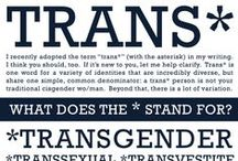 Trans and Popular Culture / This board examines representations of transgender people in popular culture.  / by Pop Culture Freaks