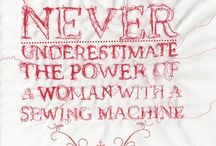 Sewing Slogans