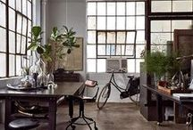 INDUSTRIAL DECORATING / by Kathleen Glaser