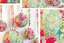 Crafty Christmas! / More ideas for Christmas decorations & gifts (not sewn)
