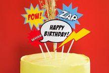MJ's 5th Birthday Party Ideas