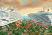 Cruise. it's The Principle / Cruise the original all inclusive vacation.