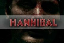 Hannibal / Some of our favorite Horror television series: Hannibal, The Walking Dead, and more!