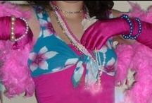 2012 Costume ideas: Fancy Nancy / Carnaval 2012 I dressed-up at Fancy Nancy. So Cool gathering everything