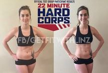 22 Minute Hard Corps Official Results & Trackers