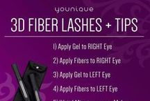 Younique Tips and Tricks / Here are some Tips and Tricks for using our Younique Products that you may not have known about!!! www.youniqueproducts.com/PaleRose
