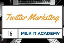 Twitter Marketing / How To's And Tips On Using Twitter For Your Business