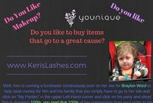 Fundraisers I am Doing! / These are Flyers for the Fundraisers I am currently doing!