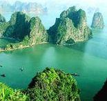"""Inspiration Vietnam   Erzählprogramm live erzählt / Inspirationsboard für mein Erzählprogramm: """"Von Drachensöhnen und Unsterblichen"""" mit Mythen und Märchen aus Vietnam und Südostasien ..."""