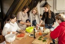 Activiteiten Vera / Zoals een leuke en informatieve kookworkshop in Amersfoort, door deskundige Vera!